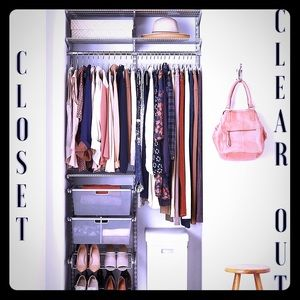 Accessories - Closet Clean Out